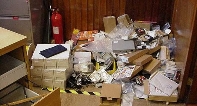 Office Clearance from General Waste Management Ltd