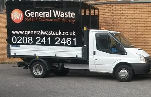 Rubbish Removal from General Waste UK